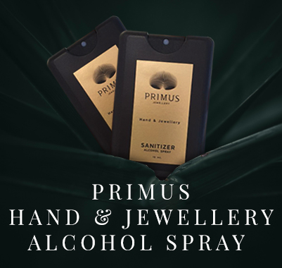 Primus Hand & Jewellery Alcohol Spray
